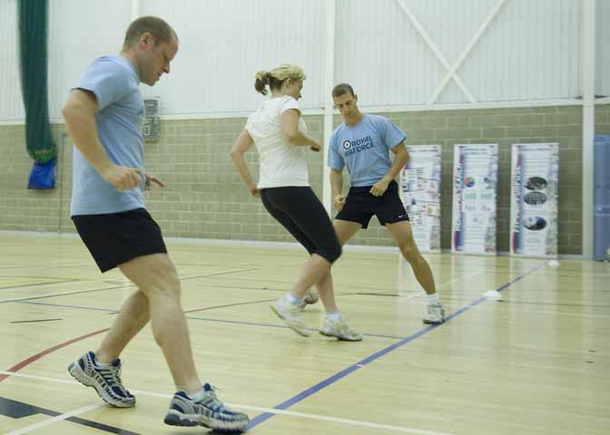 RAF Bleep Test