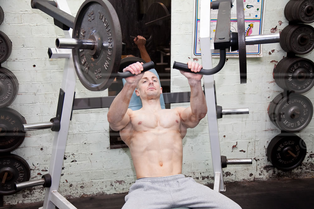 IBS Chest Press