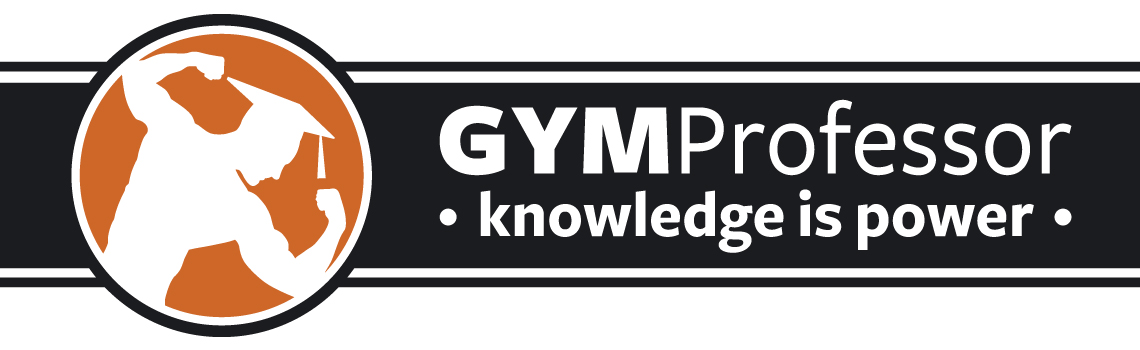 Gym Professor logo