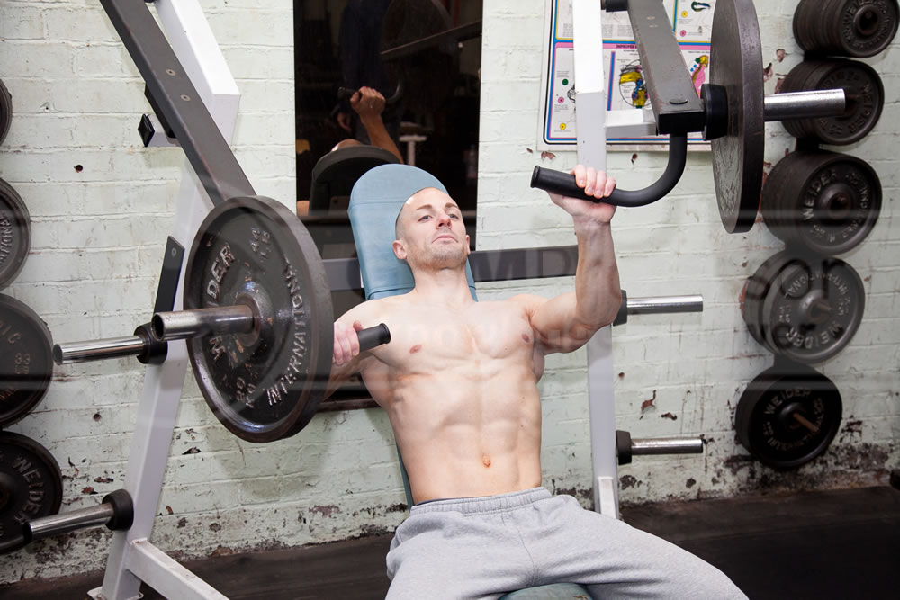 IBS Chest Press (alternating)
