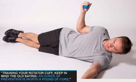 External Shoulder Rotation
